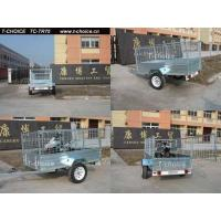 Buy cheap Trailer / Utility Trailer / Cage Trailer 7x4 from wholesalers
