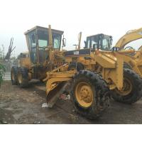 Buy cheap used Caterpillar 140H motor grader  CAT 140H motor grader original painting with ripper from wholesalers