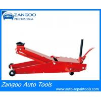 Buy cheap Red Steel / Aluminum Garage 10 Ton Hydraulic Jack For Car / Light Truck from wholesalers