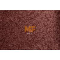 Buy cheap Jacqurad style warp knitting burnout paper printting uphostery fabric with soft velvet and easy clean function from wholesalers