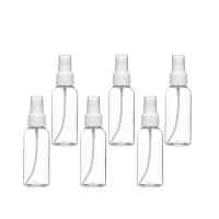 Buy cheap Small 2oz 50ml Fine Mist refillable Plastic Water Spray Bottle from wholesalers