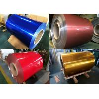 Buy cheap Alloy 3003 Coated Aluminum Coil 38μm Max Coating Thickness For Lamination Sheet from wholesalers