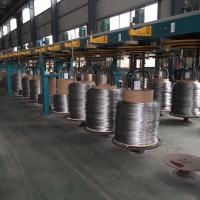 Buy cheap 17-7PH, 1.4568, 631 cold drawn stainless steel spring wire coil from wholesalers