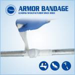 Buy cheap Black Emergency Fiberglass Water Oil Pipe Leak Fix Wrap Tape With MSDS Industrial Pipe Leak Fix Bandage Repair Water-act from wholesalers