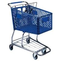 Buy cheap Metal or plastic Supermarket Shopping Trolleys Mini Shopping Baskets HBE-MB-1 from wholesalers
