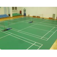 Buy cheap Assorted Color Tennis Court Flooring , Safe Outdoor Volleyball Court Surfaces product