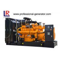 Buy cheap 720kw 900kVA Diesel Natural Gas Electricity Generator 60Hz with 30% Diesel 70% Gas from wholesalers