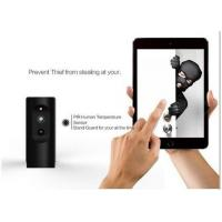Buy cheap Motion Detection wireless security cameras Real time Remote Voice Intercom PIR Function from wholesalers