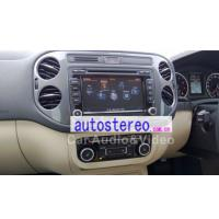 Buy cheap VW Golf Jetta Touran Polo Passat B6 Car Radio with Sat Nav 7 Car Stereo with 3G / WIFI Dongle from wholesalers
