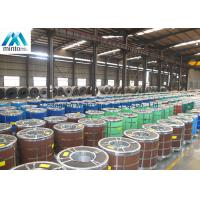 Buy cheap Antirust Hot Rolled Pre Painted Steel Coil Prepainted Galvanized Steel Coil from wholesalers