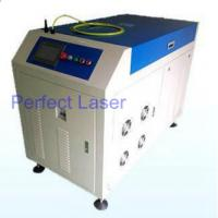 Buy cheap 600w Fiber Optic Transmission Laser Welding Machine For Stainless Steel / Titanium from wholesalers