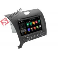 Buy cheap RAM 2G ROM 32G Quad Core Android Car DVD Player For KIA K3 / Kia Cerato Navigation System product