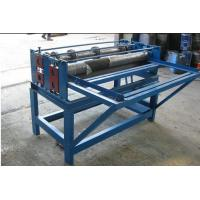 Buy cheap Easy Operate Sheet Metal Slitter MachineFor Roll Forming System Cutting Tiles from wholesalers
