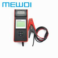 Buy cheap MEWOI568 Car Battery Tester/accumulator; storage battery; storage cell; storage element; accumulator cell Tester from wholesalers
