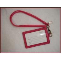 Buy cheap card holder badge ski pass holder lanyard from wholesalers