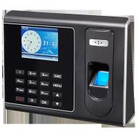 Buy cheap Fingerprint Reader Time Clocking Machine Attendance Device Standalone from wholesalers