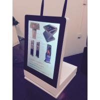 Buy cheap Quad Core 12.1 inch Vertical LCD Display With Rotating Base , Wifi And 3G from wholesalers