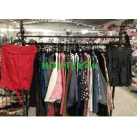Buy cheap Holitex Used Womens Clothing , Good Quality Second Hand Clothes Ladies Cotton Skirts from wholesalers