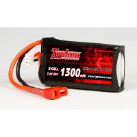 Buy cheap 1300mAh 7.4V 25C RC Lipo Battery Packs Lithium Battery Li-Polymer Battery from wholesalers