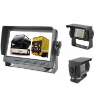 Buy cheap 2 Video Input Car Reversing Camera System 7 Inch  Backup Rear View Cam For Truck from wholesalers