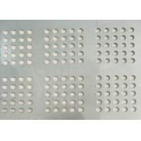 Buy cheap Punching Round Perforated Metal Ease Use Extremely Versatile Economical from wholesalers