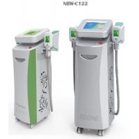 Buy cheap Best body slimming machine! Hot sale cryo fat reduction antifreeze cool sculpting fat freezing cryolipolyse machine from wholesalers