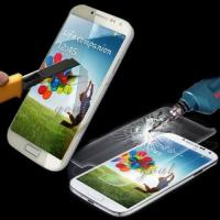 Buy cheap OEM Samsung Galaxy Mega 6.3 I9200 Screen Protector protective glass film from wholesalers