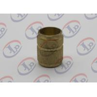 Buy cheap Injection Plastic Nuts Metal Machined PartsLathe Turning Knurling Brass Components product