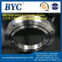 Buy cheap RB11020 Crossed Roller Bearings (110x160x20mm) Precision Robotic Bearings from wholesalers