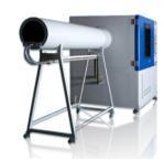 Buy cheap IPX3 IPX4 Class Rain Test Chamber Rain Spray Simulation Environmental Tester from wholesalers