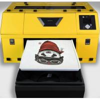 Buy cheap A2 Size T shirt Digital Printing Machine for cotton fabric media from wholesalers
