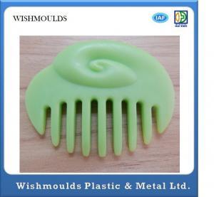 Buy cheap Precision Custom Plastic Injection Molding For Plastics Comb Multi Color product