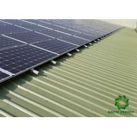 Buy cheap Easy Installation Metal Roof Short Rail PV Mounting Systems Solar Roof Brackets from wholesalers