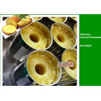 Buy cheap Sweet Delicous Tropical Canned Fruit Pineapple Benefits For Health from wholesalers