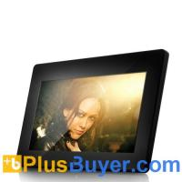 Buy cheap 10 Inch Digital Photo Frame + Media Player (1024 x 600, Remote) from wholesalers