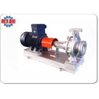 Buy cheap Air Cooled Thermal Oil Transfer Pump Centrifugal Electric Motor Driven from wholesalers