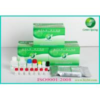 Buy cheap Foot-and-mouth disease virus (FMDV) Type O Antibody ELISA Test Kit from wholesalers
