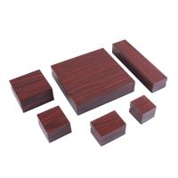 Buy cheap Luxury Jewellery Packaging Boxes , Wooden Jewelry Box SGS Certification from wholesalers
