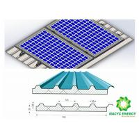 Buy cheap Innovative Metal Roof Solar Mounting Systems / Solar Roof Mounting Systems from wholesalers