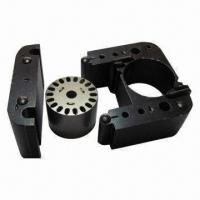 Buy cheap Rotor and Stator Lamination for Shaded Pole Motors, Made of Silicon Steel and Cold Rolled Sheet from wholesalers