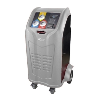 Buy cheap Full Automatic Air Conditioning Recovery Machine Colorful LCD Screen from wholesalers