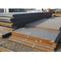 China Sole agent Hot Rolled Plate Steel , Thick Steel Plate SS400 A36 Q195 Q235 Q345 on sale