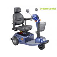 Buy cheap 24V 40Ah Three Wheels Electric Mobility Scooter 6Km - 12Km / H 88Kgs Multi Function from wholesalers