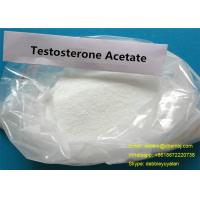 Buy cheap Muscle Building Steroids Injectable Oils Testosterone Acetate 80mg/ml CAS 1045-69-8 from wholesalers