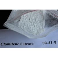 Buy cheap Safe Anti Estrogen Medication Muscle Growth Toremifene Citrate CAS 89778-27-8 from wholesalers