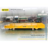 Buy cheap Heavy Duty Flatbed  Cart  on rail 1-300 ton for Sale from wholesalers