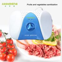 Buy cheap Personal Negative ion ozone fruit washer price vegetable washer with air stone ozone diffuser from wholesalers