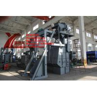 Buy cheap SXQ3210A Tumble Belt Type Shot Blasting Machine from wholesalers