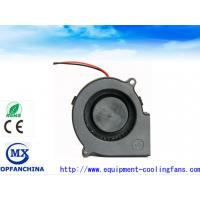 Buy cheap Industrial 12 Volt DC Blower Fan with PWM / 3 Inch Car Fan 75mm×75mm×30mm from wholesalers