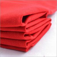 Buy cheap Mulinsen Textile Plain Dyed Single Jersey Knitted Spun Rayon Fabric Viscose 95% 5% Elastane from wholesalers